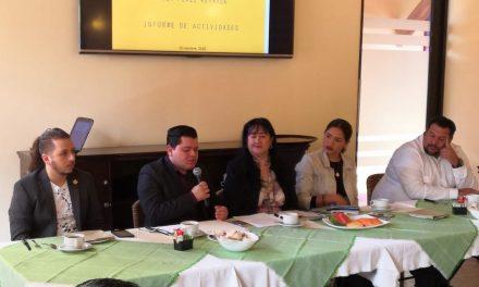 Colectivo Kybernus presenta a su nuevo Enlace en Colima