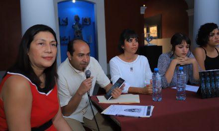 """""""Tzompantli 43"""", la protesta de jóvenes artistas para no olvidar a los desaparecidos"""