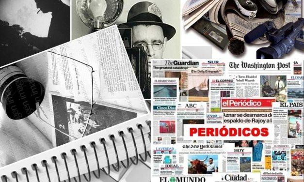 …Y líbranos del periodismo manipulador, Amén