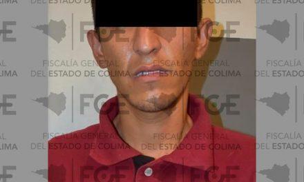 En Colima, robó un Kiosko; lo detuvieron y fue vinculado a proceso