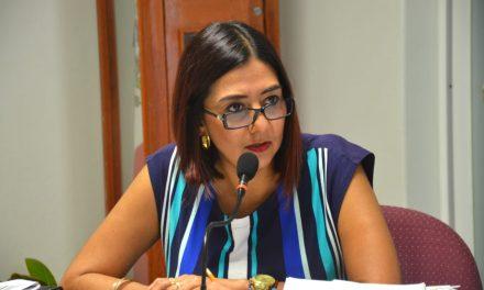 Noemí Herrera Núñez, se registró como aspirante a ser parte del consejo general del INE