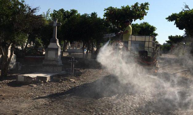 REFUERZA GOBIERNO DE RAFAEL MENDOZA COMBATE DEL COVID 19 EN TODO EL MUNICIPIO