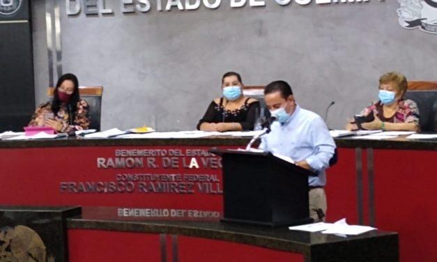 Analizarán diputados y las titulares de Salud y Turismo y alcalde de Coquimatlán, problemática de Los Amiales