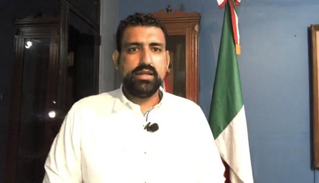 Autoriza Cabildo de Cuauhtémoc, licencia temporal a Rafael Mendoza para separarse del cargo