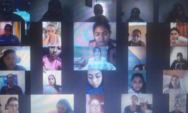 """Colaborarán estudiantes de la Escuela de Trabajo Social """"Vasco de quiroga"""", con la red Desaparecidos en Colima"""