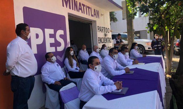 Encuentro Solidario más vivo que nunca en Minatitlán, toma protesta la nueva dirigencia municipal