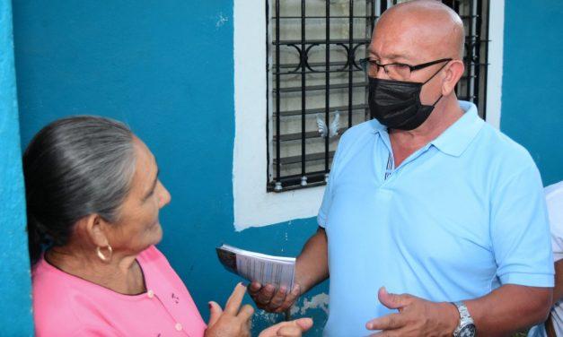 Volveré como presidente municipal a recorrer casa por casa todo el municipio: Felipe Michel