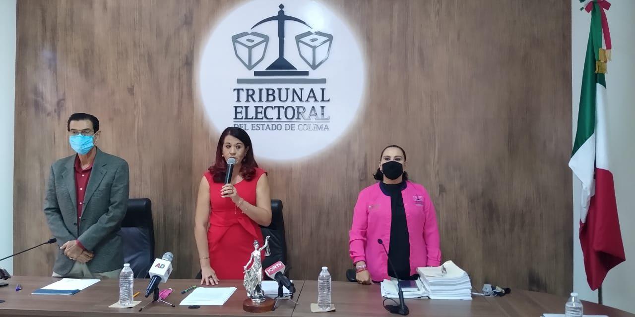 Expide Senado convocatoria para designar a quien sustituirá a Ana Carmen González al frente del TEE