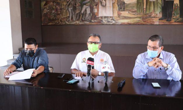 Nuevo Panteón Municipal, Transparente y con Honestidad: Felipe Cruz