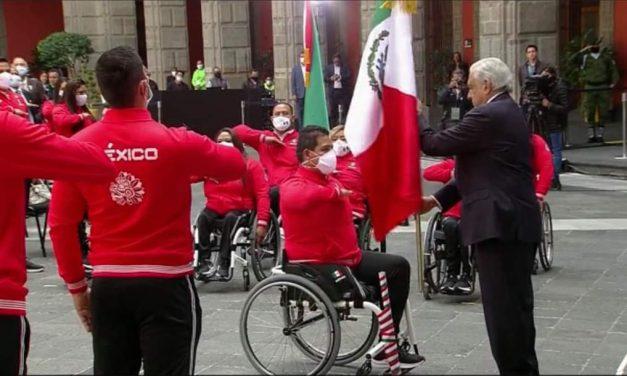 Colimense abandera la delegación mexicana en Paralímpicos de Tokio 2021
