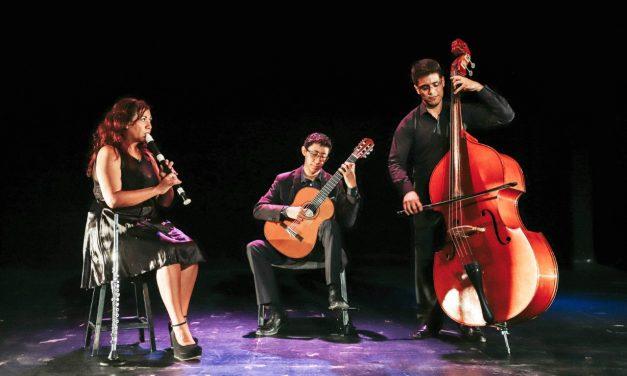 Invitan al concierto Sonidos del sur, del Trío Alborada