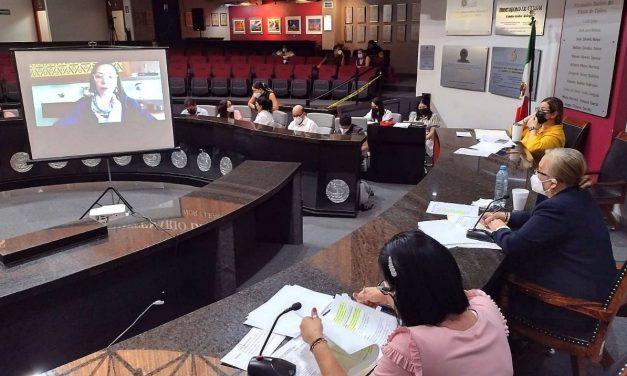 Congreso del Estado elige a los integrantes del Concejo Municipal de Tecomán, lo preside Diana Karol Salazar