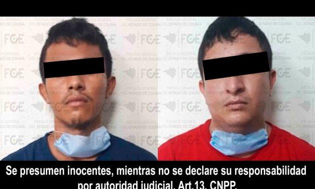En Tecomán, son vinculados por el Juez, por delito de robo equiparado